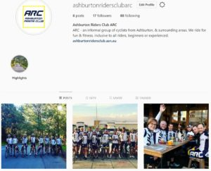 ARC is now on Instagram