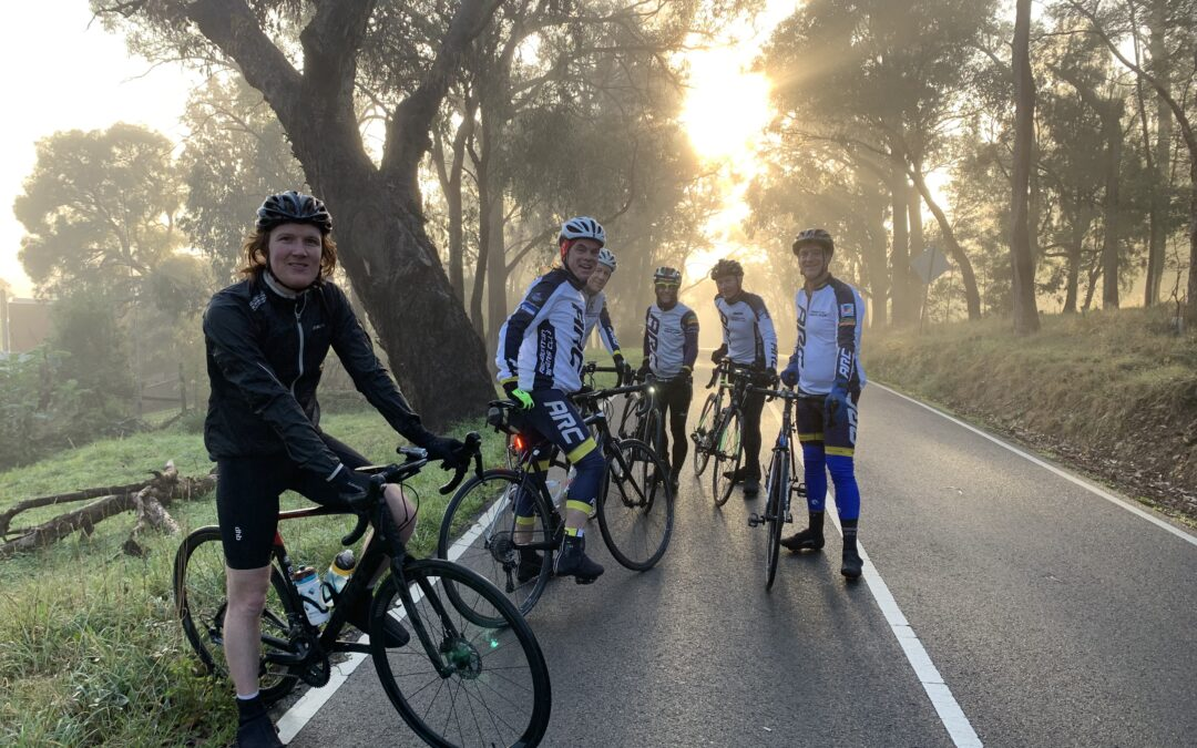 Dandenongs – First ride after the winter solstice